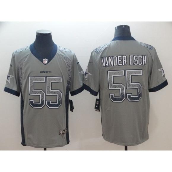 super popular 08c27 18188 Dallas Cowboys Leighton Vander Esch Jersey (4) NWT